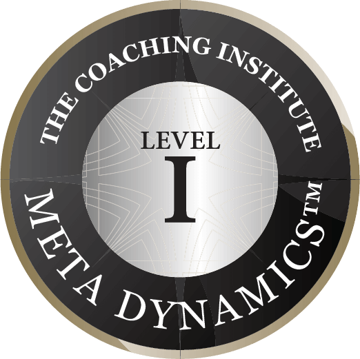 The Coaching Institute Meta Dynamics Accreditation